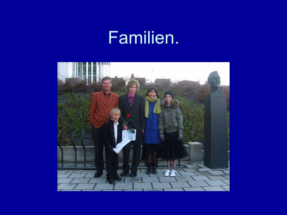 Familie – funksjon.Problemer i familien er medvirkende til skolevegring, men ikke mange studier.