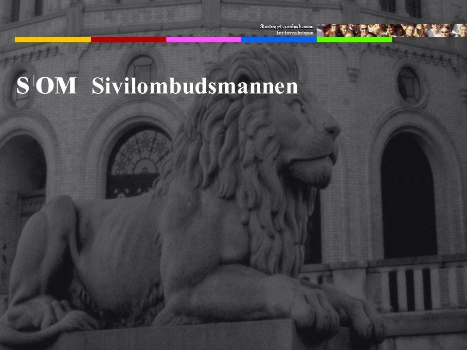 Stortingets ombudsmann for forvaltningen Sivilombudsmannen