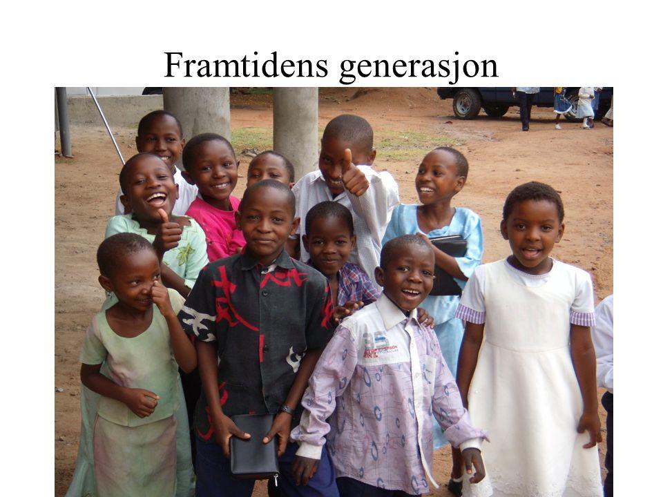 Framtidens generasjon