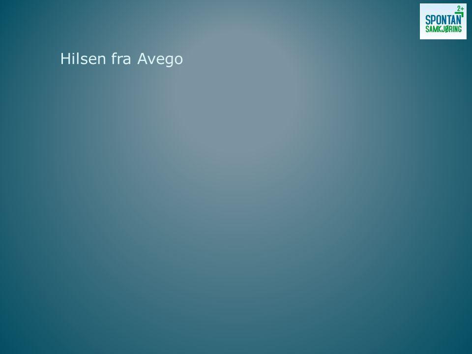 Hilsen fra Avego