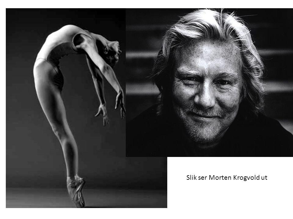 Slik ser Morten Krogvold ut