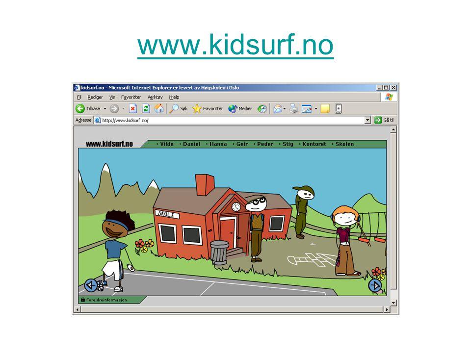 www.kidsurf.no