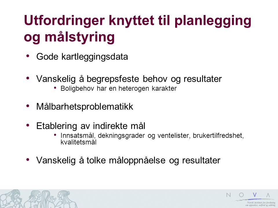 Vår studie Casestudier i fire kommuner Valgt med utgangspunkt i en tidligere studie (Langsether m.fl.