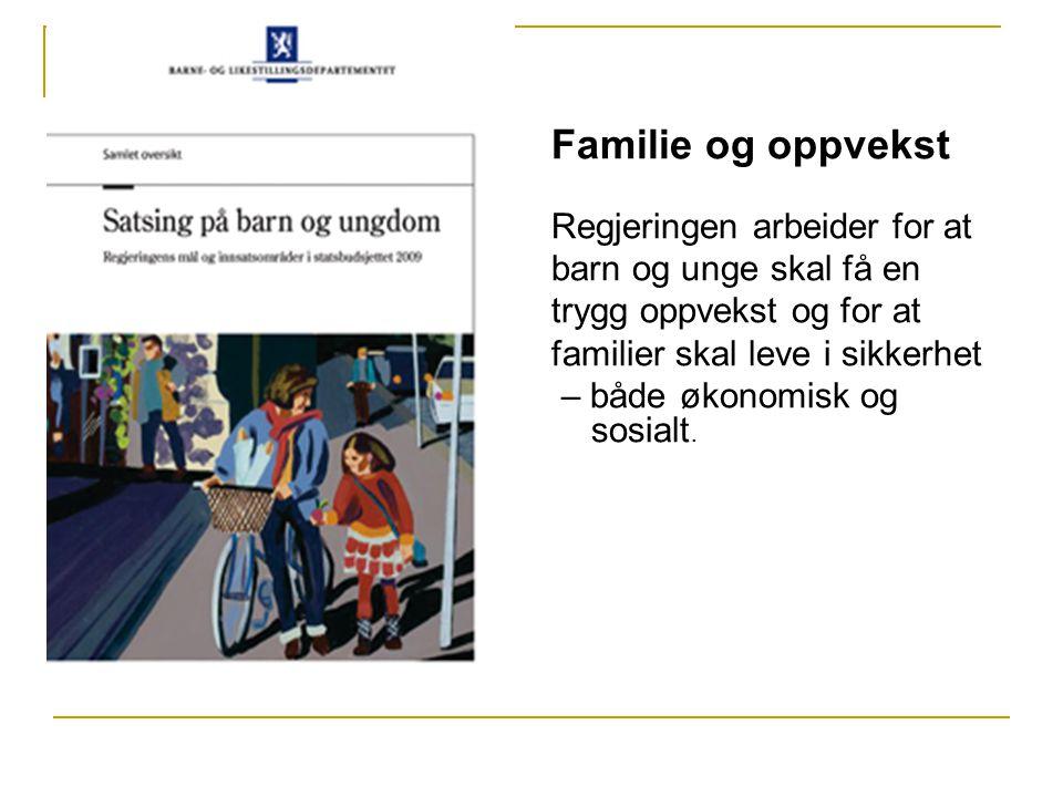 Disposisjon; S osial ulikhet i helse F attigdom: Omfang og hverdagsliv.