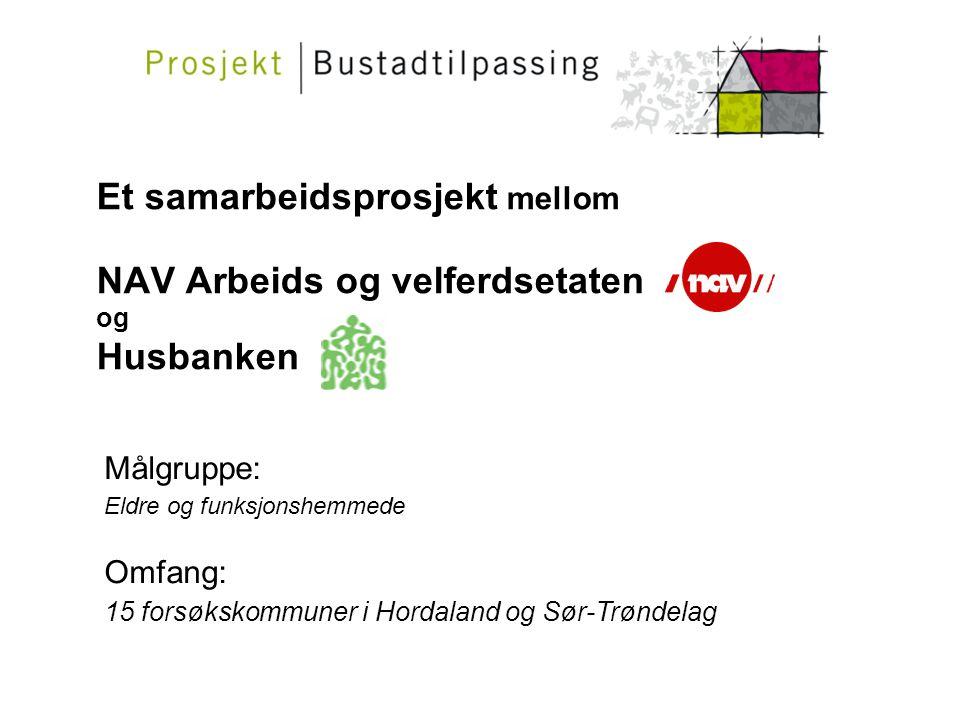 Virkemiddelpakken Egenkapital Lån Bostøtte Tilskudd Tilskudd fra NAV