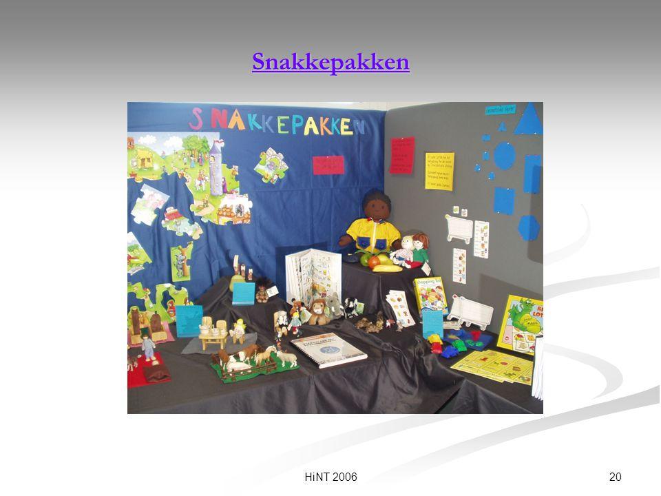 20HiNT 2006 Snakkepakken