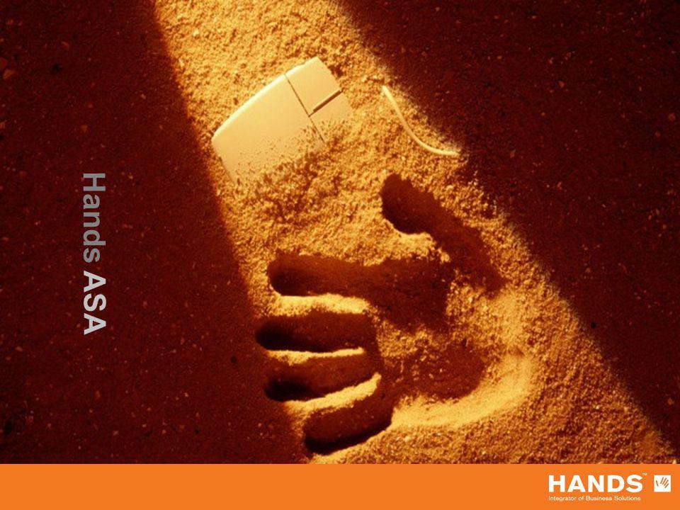 Hands ASA