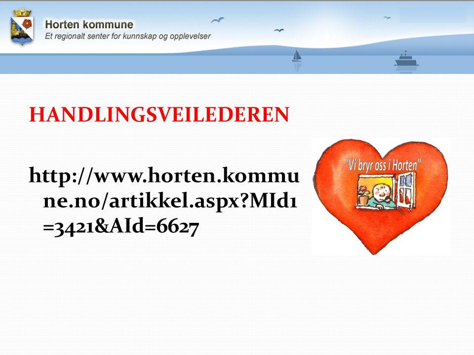 HANDLINGSVEILEDEREN http://www.horten.kommu ne.no/artikkel.aspx?MId1 =3421&AId=6627