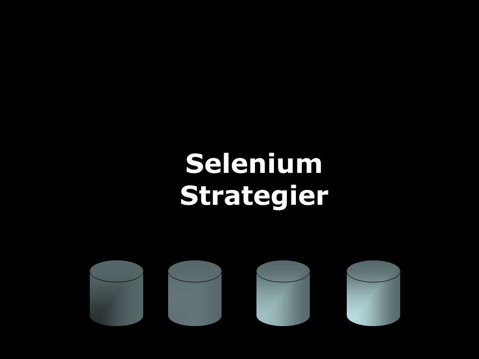 JAFS21 Selenium Strategier