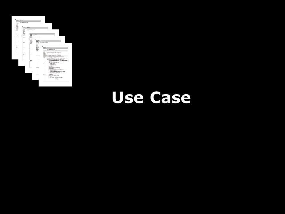 JAFS6 Use Case