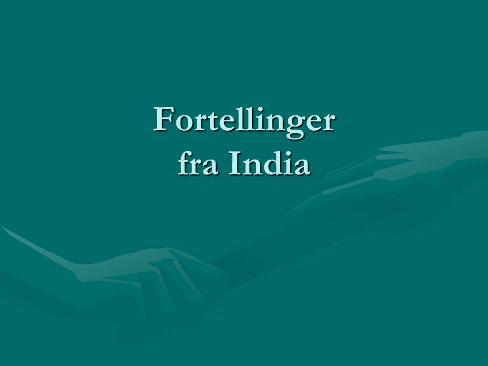 Fortellinger fra India