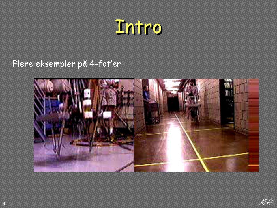 4 Intro Flere eksempler på 4-fot'er