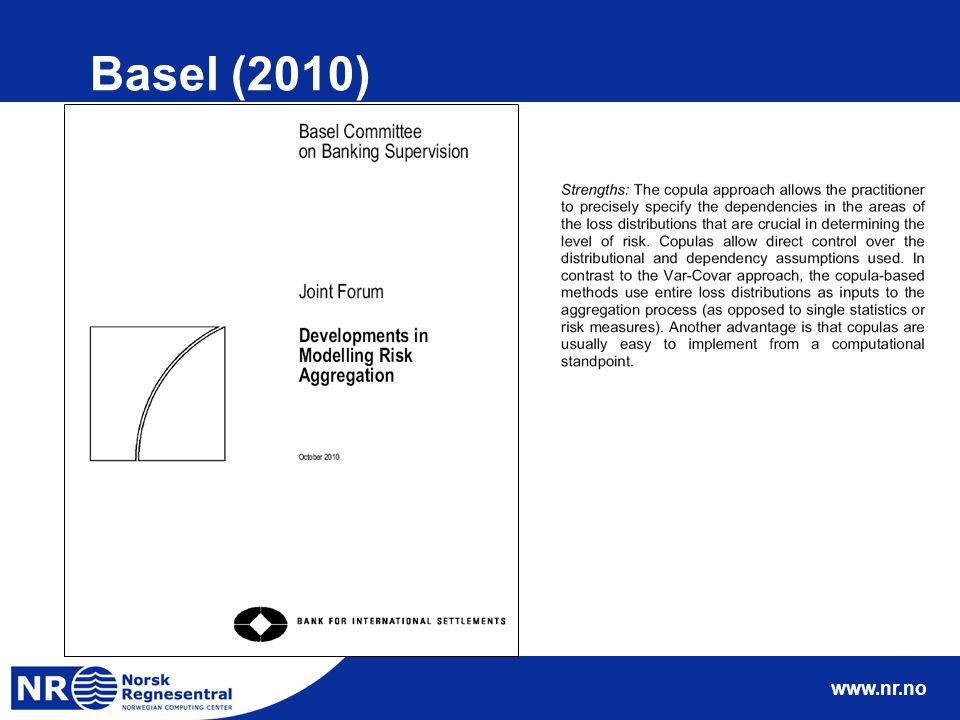 www.nr.no Basel (2010)