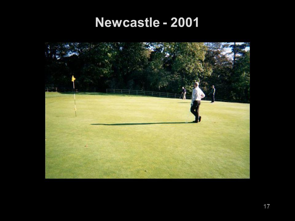 17 Newcastle - 2001