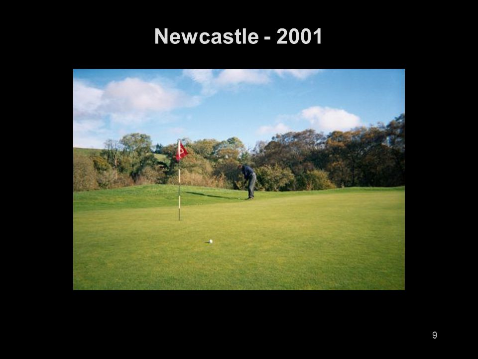 10 Hull 15, Bellingham Golf Club Newcastle - 2001