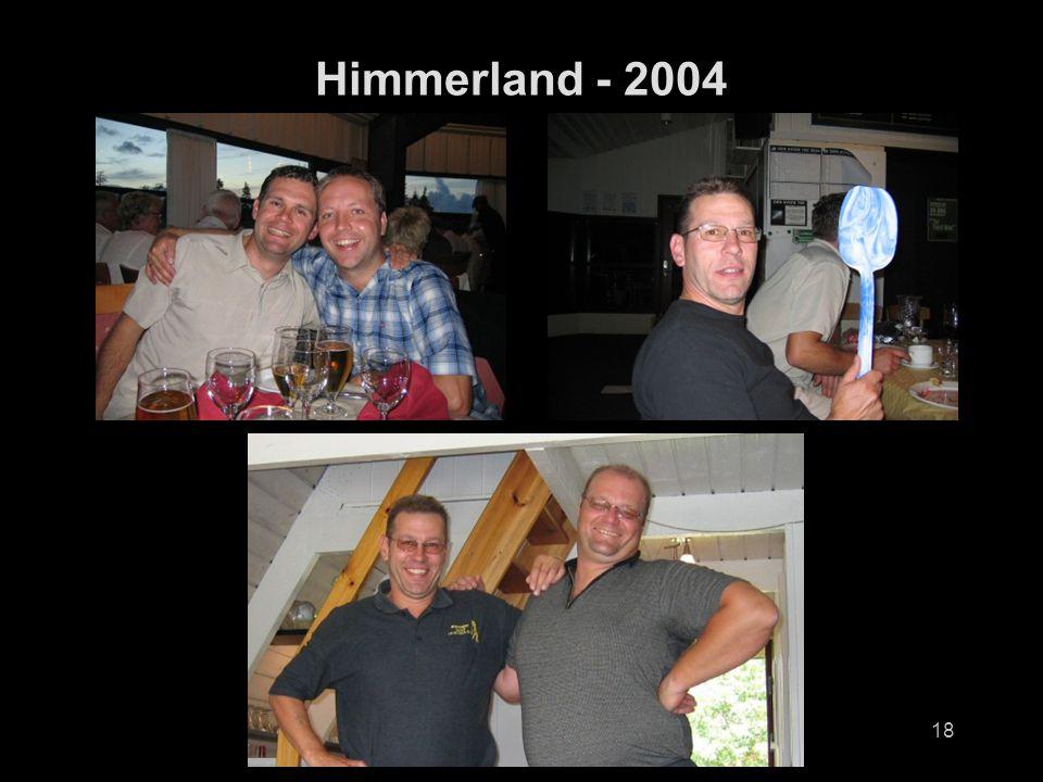 18 Himmerland - 2004