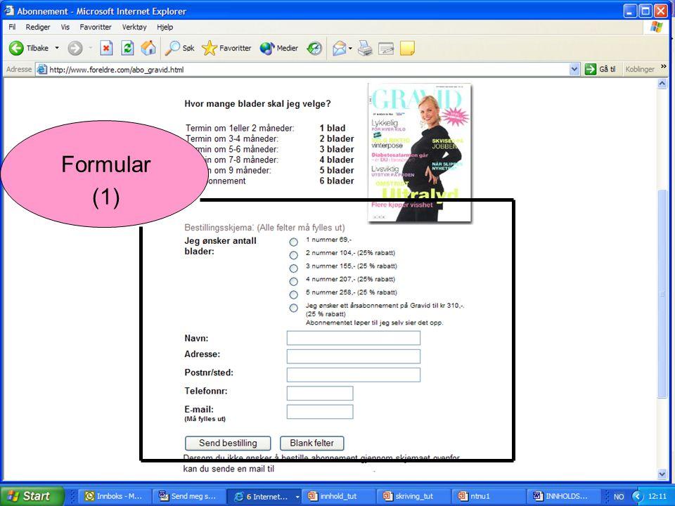 Formular (1)