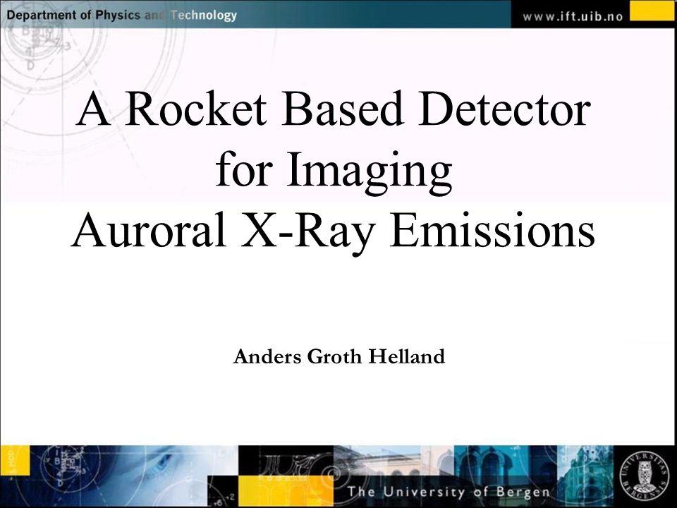 Normal text - click to edit Solid State Elektron Detektorer