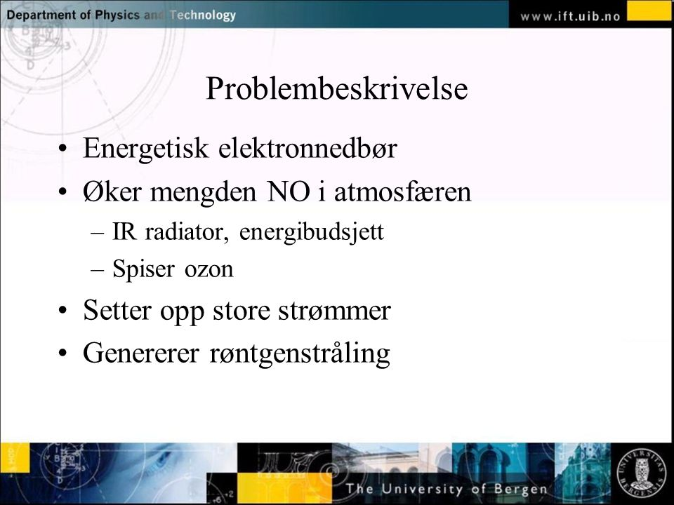 Normal text - click to edit ESPRIT (Engineering/Scientific Project for Research and International Teamwork) Samarbeidsprosjekt mellom –Pennsylvania State University (PSU) (USA) –Universitetet i Bergen (UiB) –Universitetet i Oslo (UiO) –Høyskolen i Narvik (HiN)