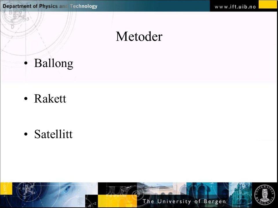 Normal text - click to edit Rakett