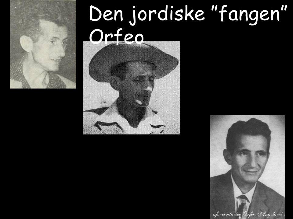 """Den jordiske """"fangen"""" = Orfeo"""