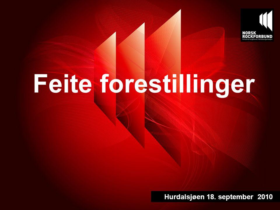 Feite forestillinger Hurdalsjøen 18. september 2010