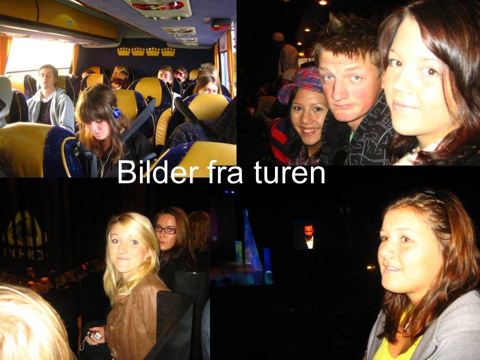 Bilder fra turen