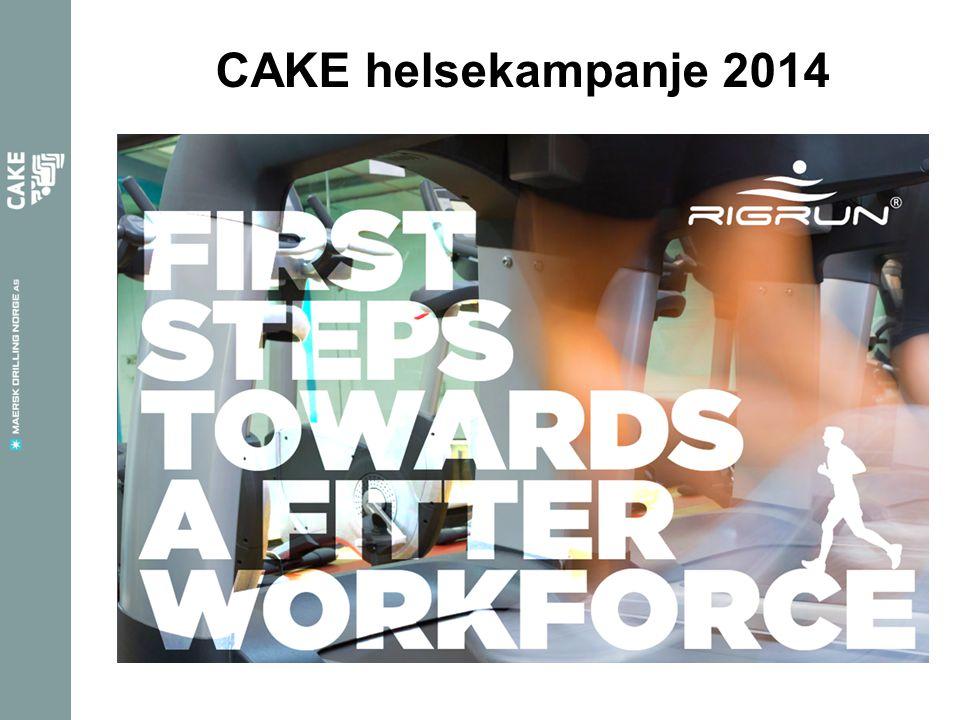 CAKE helsekampanje 2014