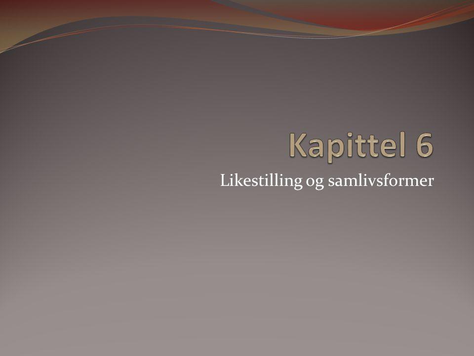 Husmor.Nei takk. Eller. Kvinnens situasjon i Norge Får menn og kvinner samme lønn.