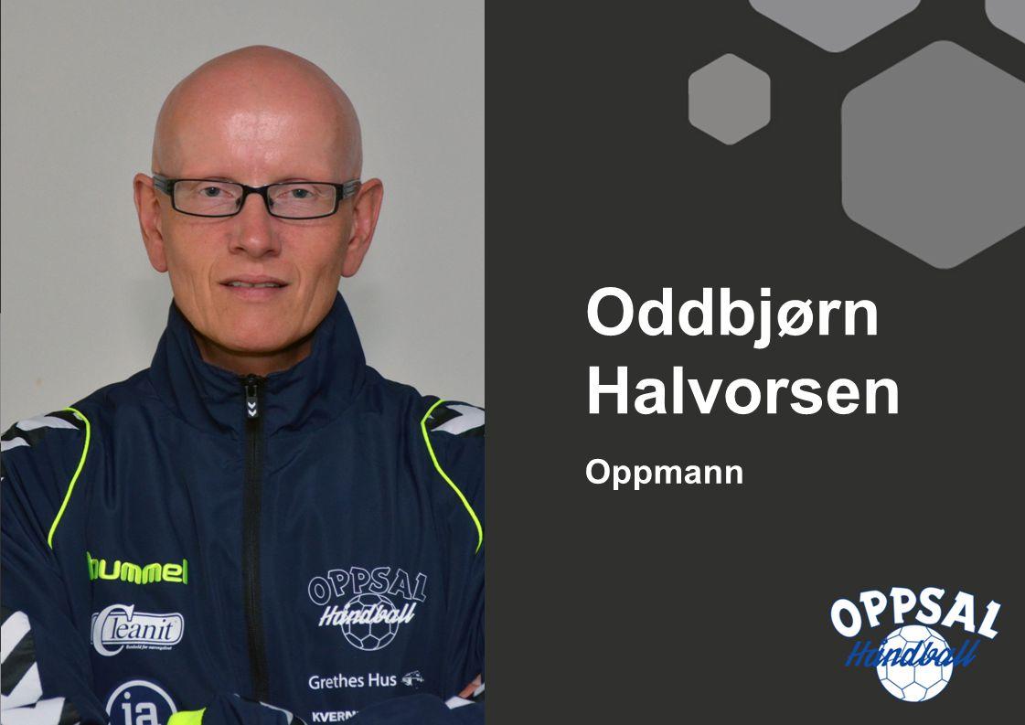 Oppmann Oddbjørn Halvorsen