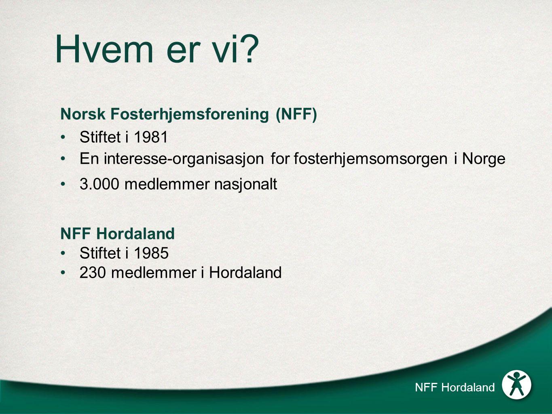 NFF Hordaland Hvem er vi.
