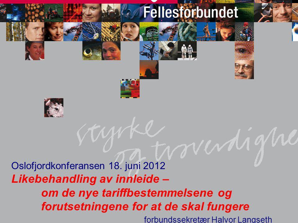 1 Oslofjordkonferansen 18.
