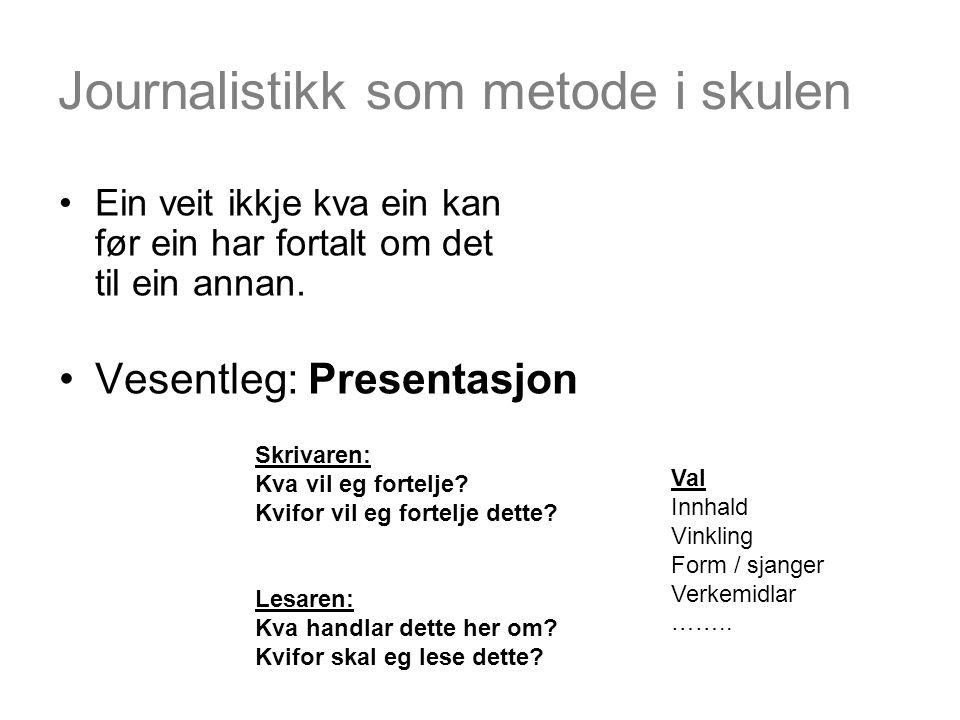 Skolenettet, skoleavis: http://skolenettet.no/moduler/Module_FrontPage.