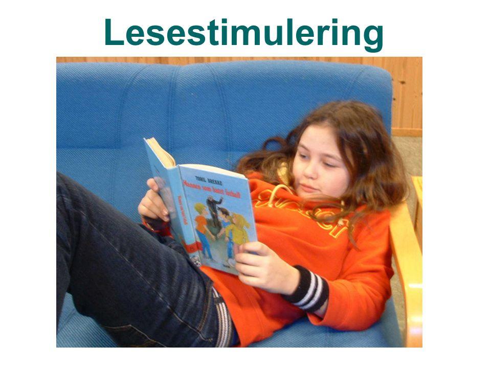 Lesestimulering