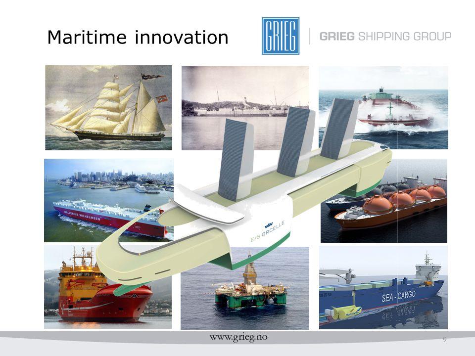 9 Maritime innovation