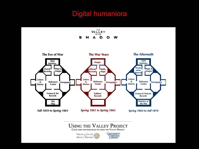 Digital humaniora