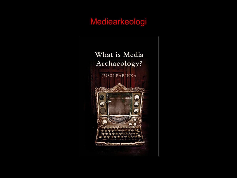 Mediearkeologi