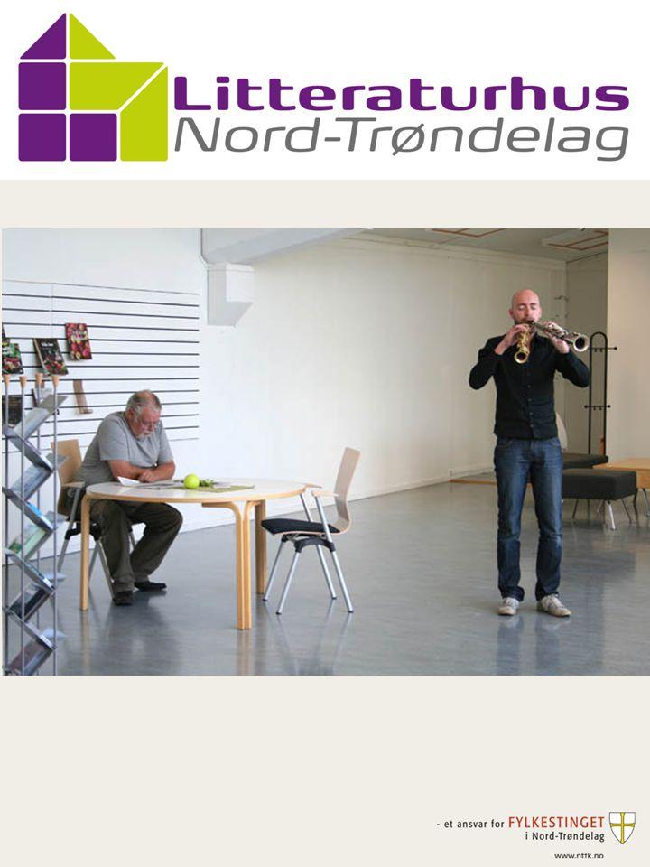 Prosjektets hovedmål «Å gi innbyggerne et rikt program for opplevelser, læring og deltakelse, gjennom å utvikle bibliotek i Nord- Trøndelag som lokale litteraturhus med aktiv lesesatsing, felles regional arrangementsplan og mer utadvendt profil.