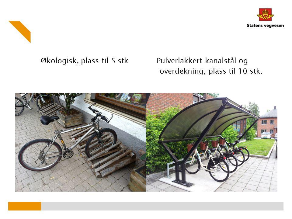Økologisk, plass til 5 stk Pulverlakkert kanalstål og overdekning, plass til 10 stk.