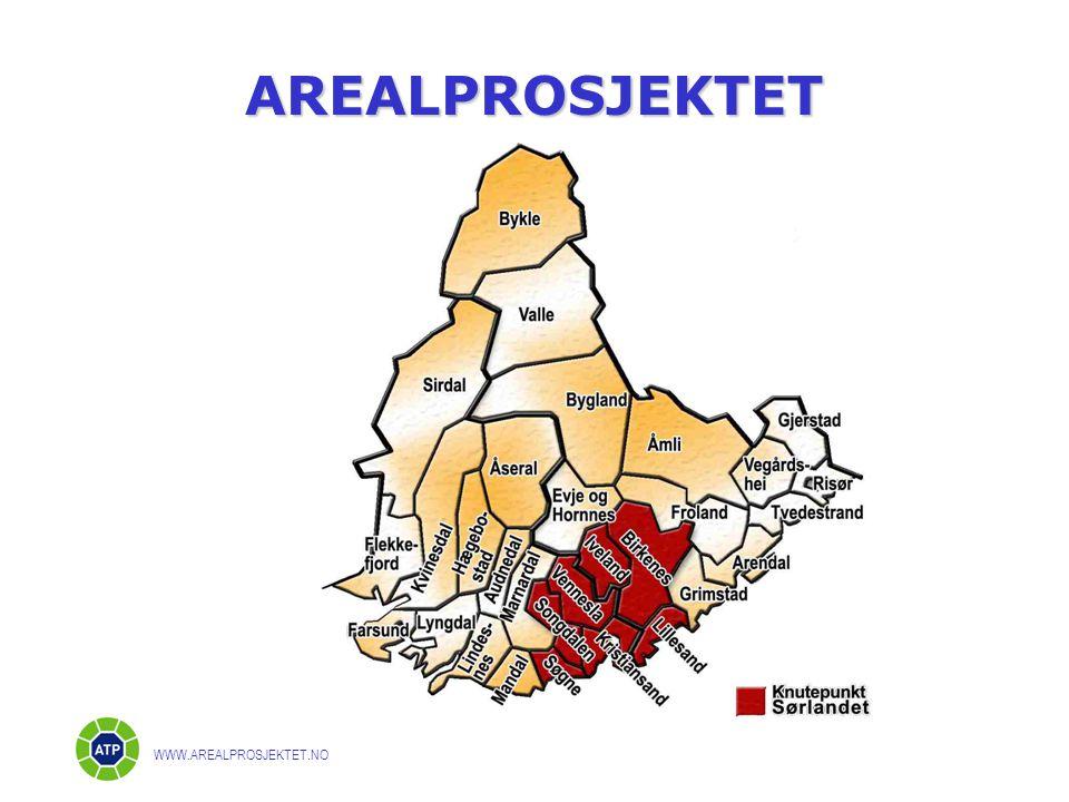 Fylkesdelplan for Jæren 10 kommuner 250.000 innbyggere Plankart Retningslinjer Planen blir fulgt WWW.AREALPROSJEKTET.NO