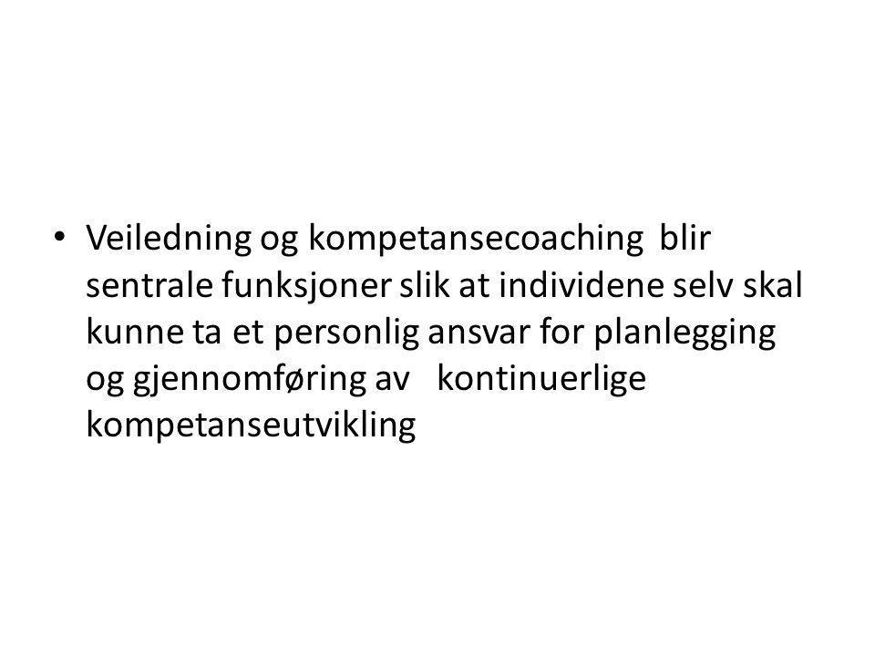 Hva er kompetanse.Kompetansebegrepet tolkes og beskrives på mange forskjellige måter.