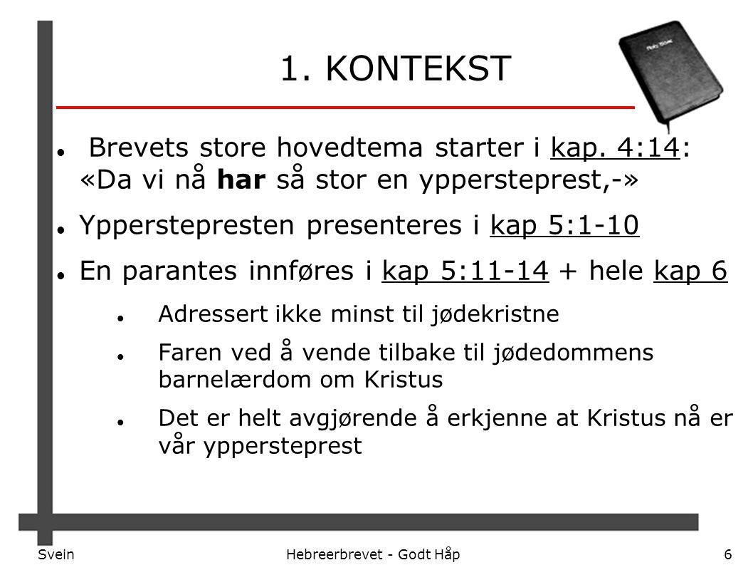 SveinHebreerbrevet - Godt Håp17 2.