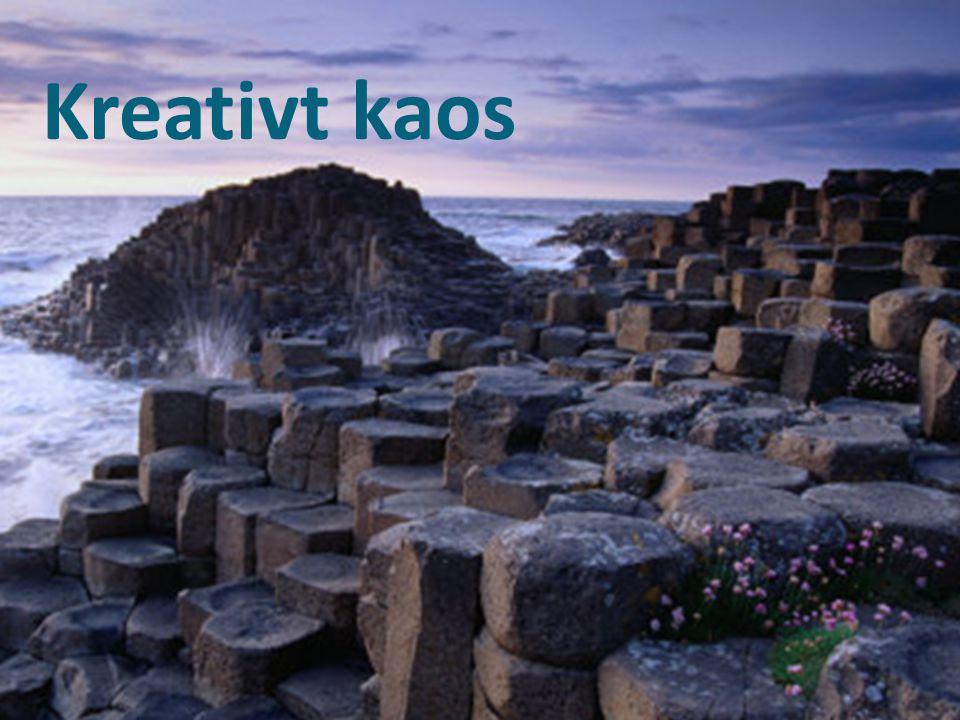 Kreativt kaos