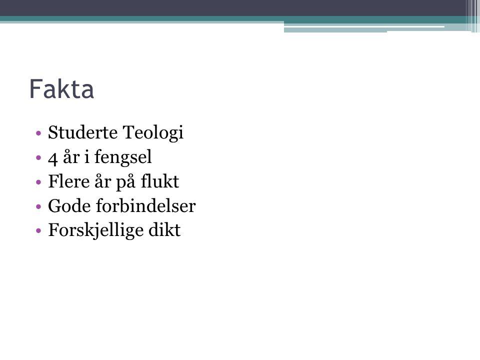 Meste kjente verk Pikareskromanen s.146 i læreboka