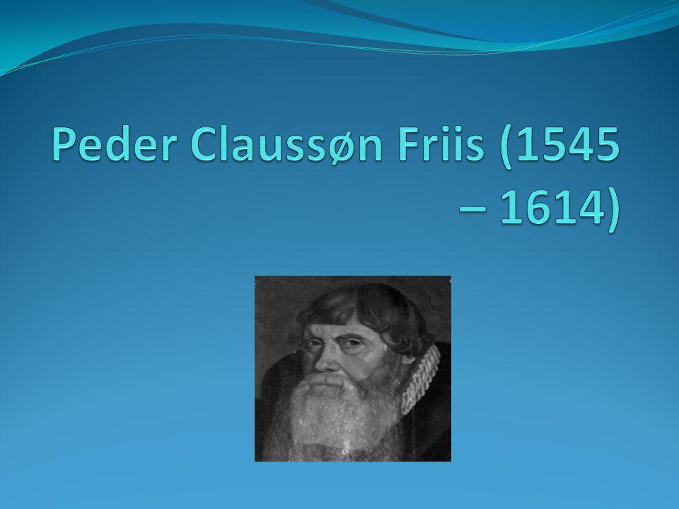 Oppveksten Hans far Nicolas Thorolfsen Friis utdannet sogneprest Peder, skolegang i Stavanger Vokste opp i Undal sør i Audnedal Tok over hans far jobb