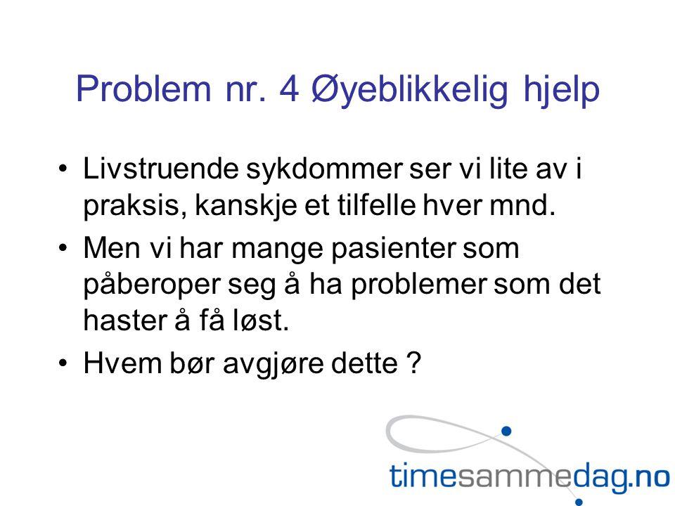Problem nr.