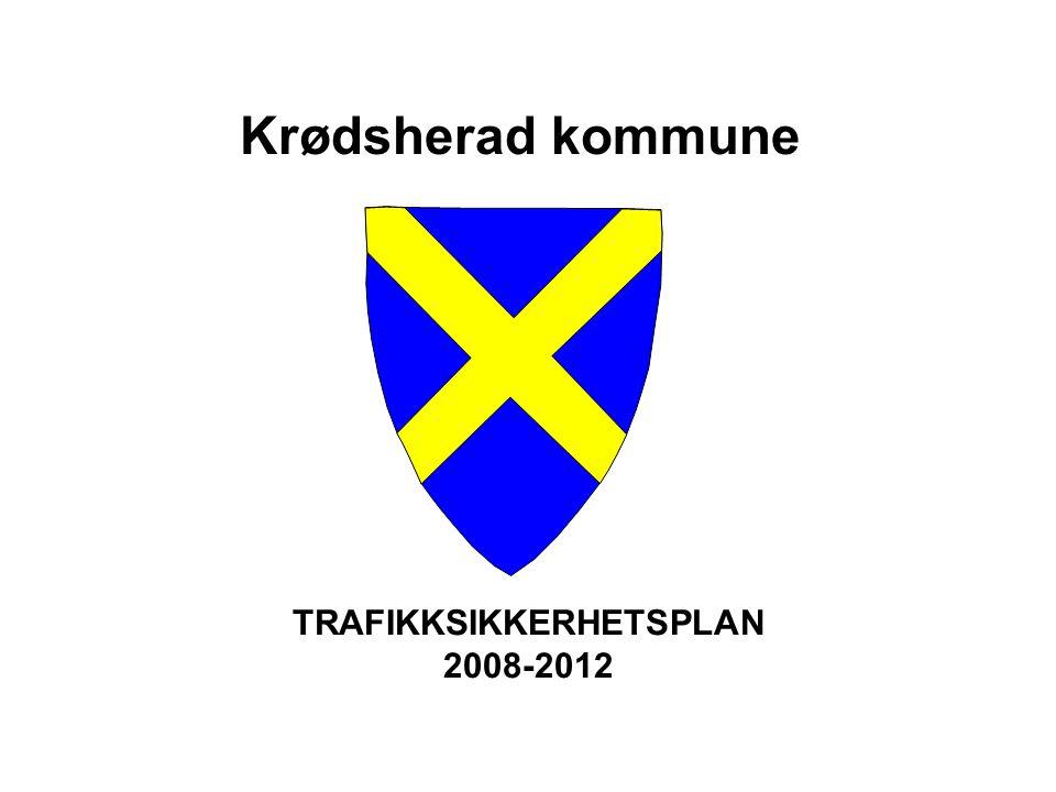 Krødsherad kommune TRAFIKKSIKKERHETSPLAN 2008-2012
