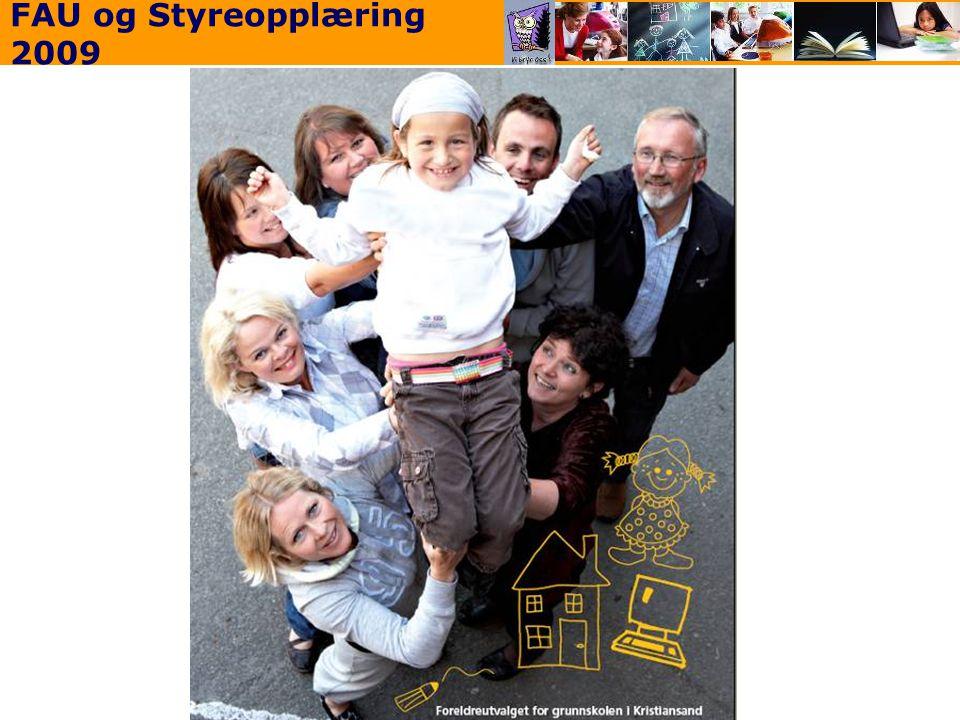 FAU og Styreopplæring 2009