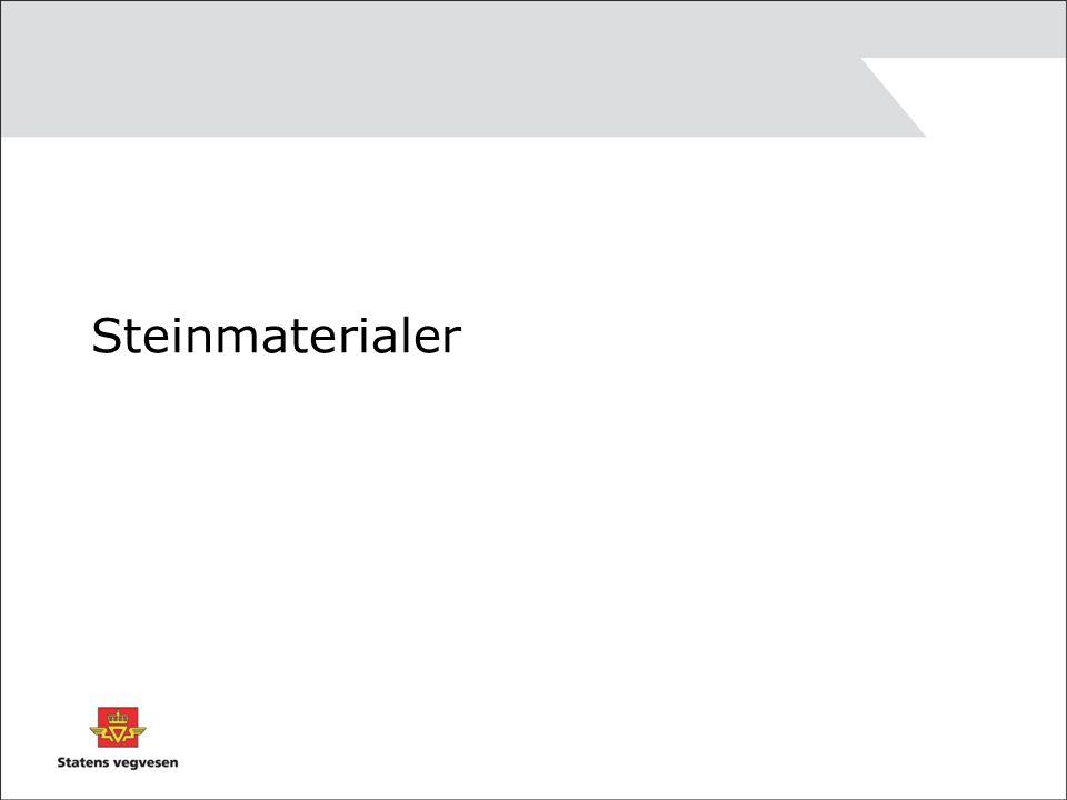 Benevning: BE +prosentandel bitumen + brytningshastighet (S, M, R) + typen bindemiddel.