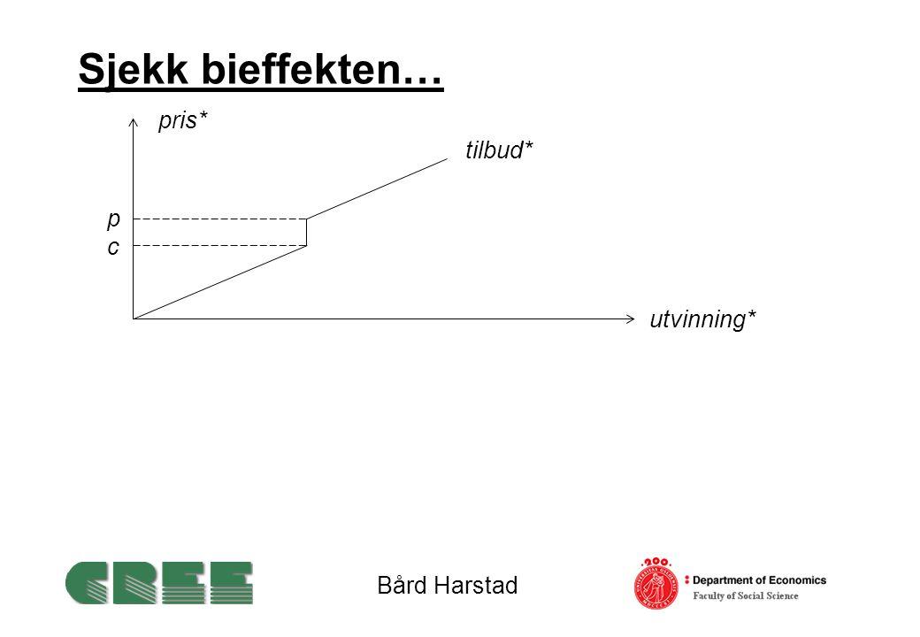 Sjekk bieffekten… Bård Harstad utvinning* tilbud* pris* pcpc
